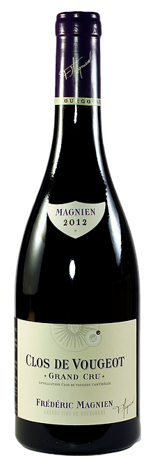 Clos de Vougeot, Frédéric Magnien, 2012, AOC Clos de Vougeot Grand Cru