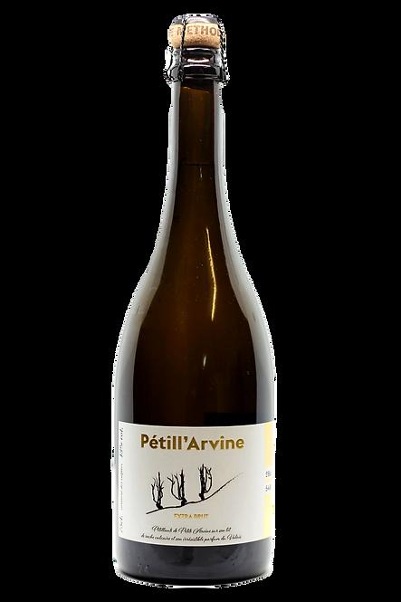 Pétill'Arvine, Chevalier Bayard, 2019, AOC Valais
