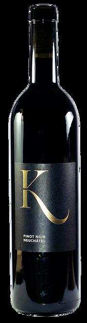 Pinot Noir Fûts de Chêne, Vins Keller, 2017, AOC Neuchâtel