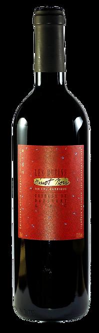 Pinot Noir 1er Cru Barrique, Domaine Les Hutins, 2016, AOC Dardagny