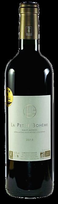 La Petite Bohème, Clos La Bohème, 2016, AOC Haut-Médoc Cru Bourgeois