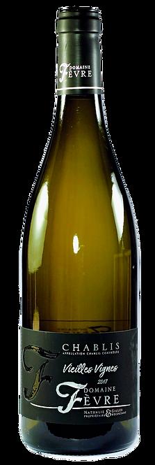 Vieilles Vignes, Domaine Fèvre, 2017, AOC Chablis
