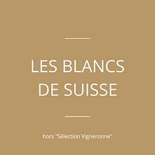 VIN BLANC DE SUISSE