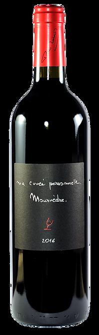 Ma Cuvée Personnelle Mourvèdre, Château Bel Evêque, 2017, IGP Aude