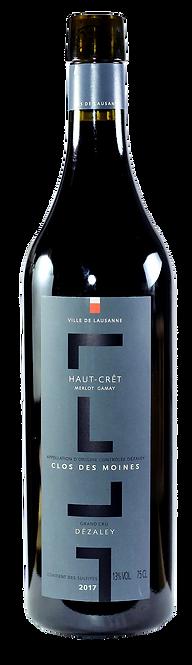 Haut-Crêt, Clos des Moines, 2018, AOC Dézaley Grand Cru