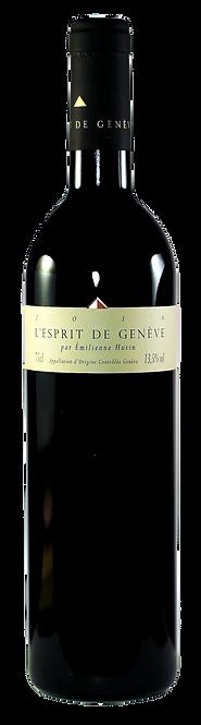 L'Esprit de Genève, Domaine Les Hutins, 2016, AOC Dardagny