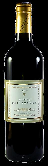 Cuvée Tradition, Château Bel Evêque, 75 cl, 2016, AOC Corbières