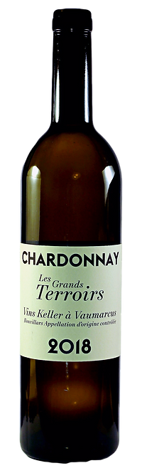 Chardonnay Les Grands Terroirs, Vins Keller, 2018, AOC Bonvillars
