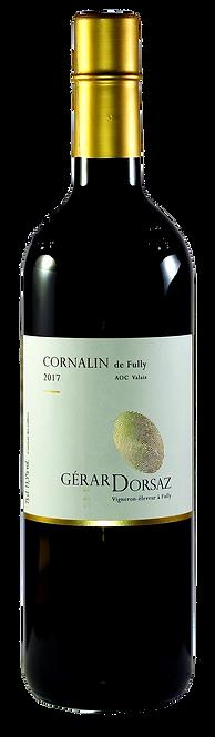 Cornalin de Fully, Gérard Dorsaz, 2017, AOC Valais