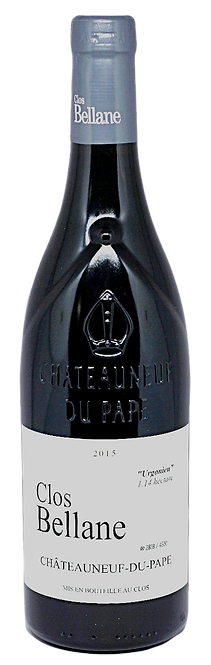 Cuvée Urgonien, Clos Bellane, 2015, AOC Châteauneuf-du-Pape