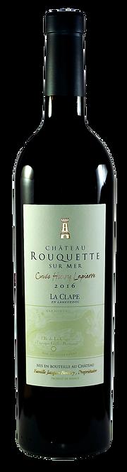 Cuvée Henry Lapierre, Château Rouquette sur Mer, 2017, AOC La Clape
