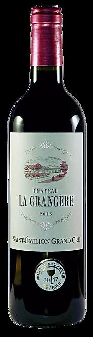 Château la Grangère, 2015, AOC Saint-Emilion Grand Cru