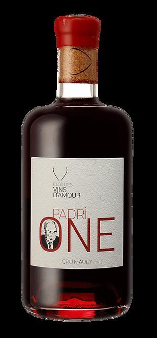 Padrì One, Clos des Vins d'Amour, 2018, AOC Maury