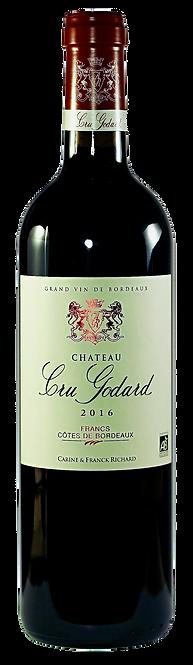 Cuvée Tradition, Château Cru Godard, 2018, AOC Francs Côtes de Bordeaux