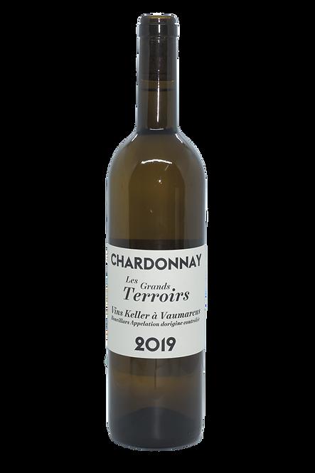 Chardonnay Les Grands Terroirs, Vins Keller, 2019, AOC Bonvillars