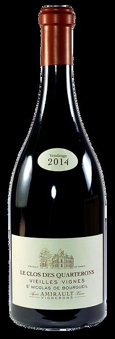 Cuvée Vieilles Vignes, Le Clos des Quarterons, AOC Saint Nicolas de Bourgueil