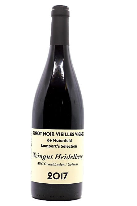 Pinot Noir Vieilles Vignes, Weingut Heidelberg, Lampert's, 2016, AOC Graubünden