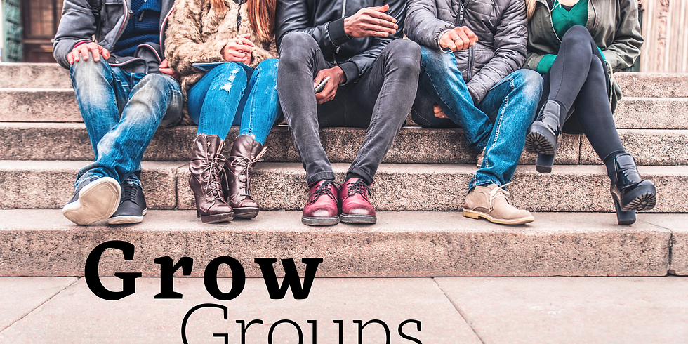Grow Groups Winter 2021