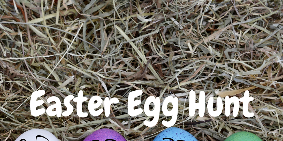 Easter Egg Hunt - 11AM Children must RSVP