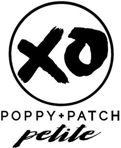 Poppy + Patch Petite