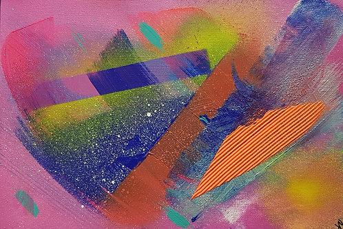 Cruising Through the Ionosphere: Magenta