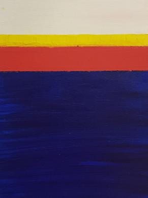 Deep Blue (29.7x21cm framed)