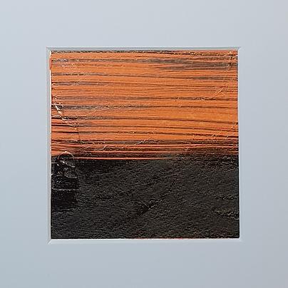 Dark Horizons II - Chinese Burnt Orange