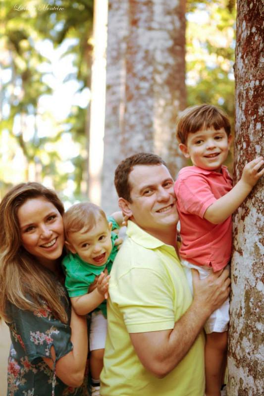 Família Adriana de castro Foto: Livânia Monteiro