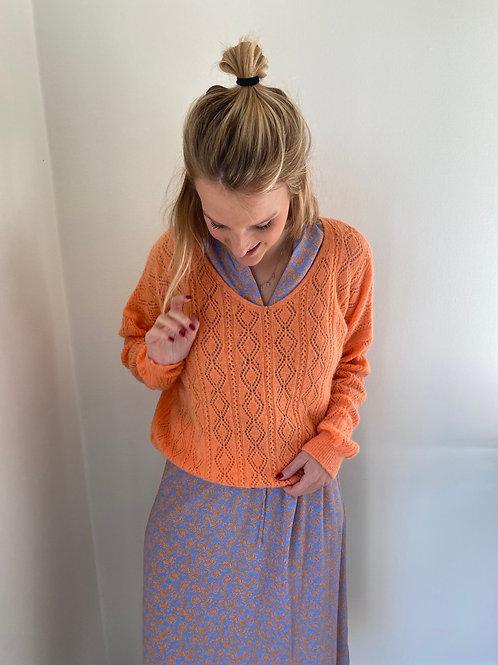 Pull oranje