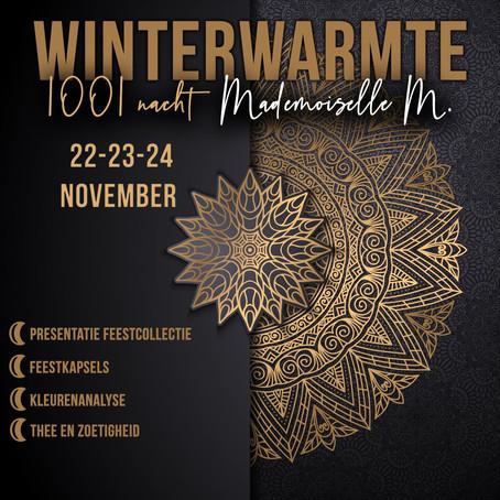 Winterwarmte Mademoiselle M Oudenaarde