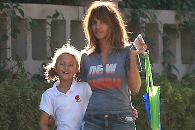 Halle Berry, blog ser mãe depois dos 40