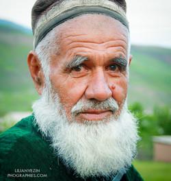 Portraits Tadjiks