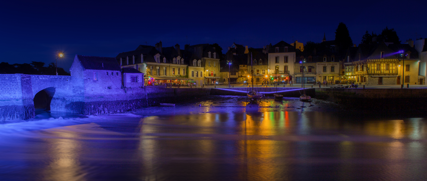 Stage photo de nuit Morbihan Baden Lilian Vezin Photographie