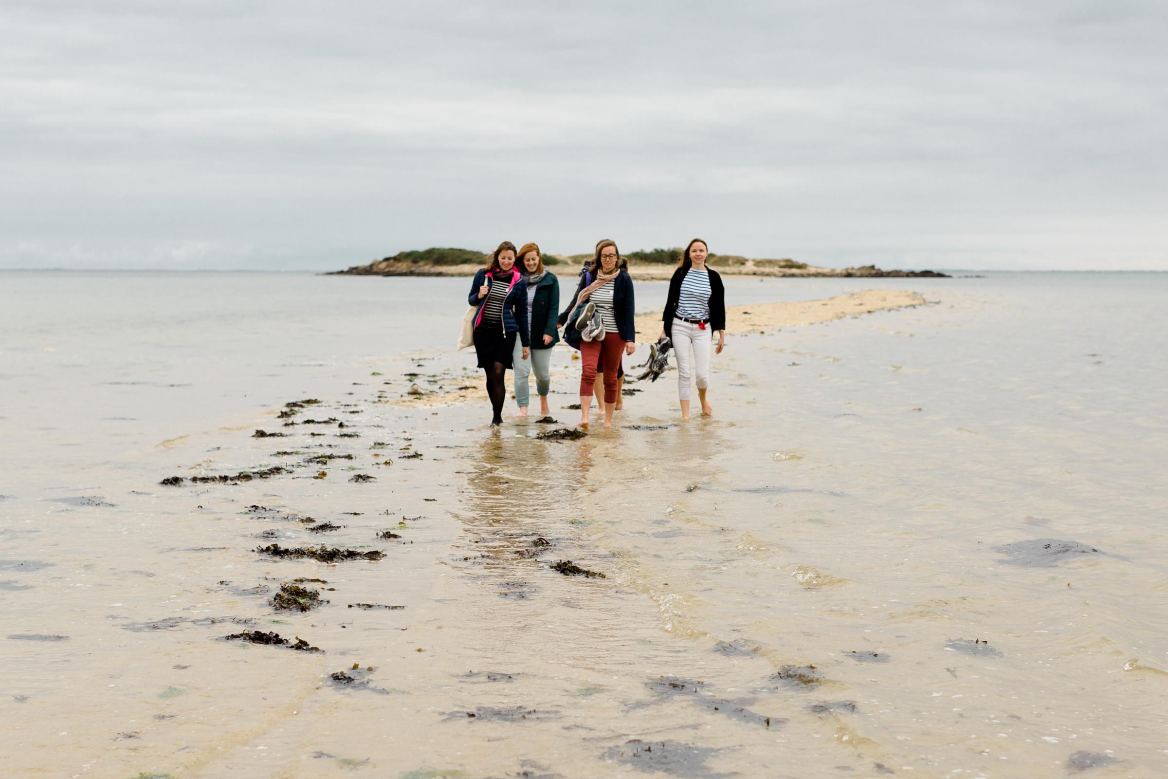 EVJF Vannes et Golfe du Morbihan