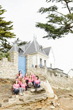EVJF Morbihan Bretagne Lilian Vezin