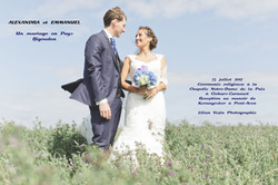 Photographie - Mariage - Bretagne - Finistere - Morbihan - Lilian Vezin Photographie