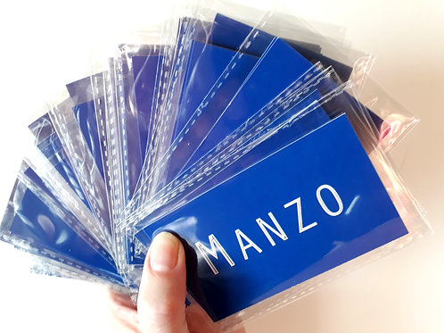 Manzo - Attachment & Beatniks on Toast download packs
