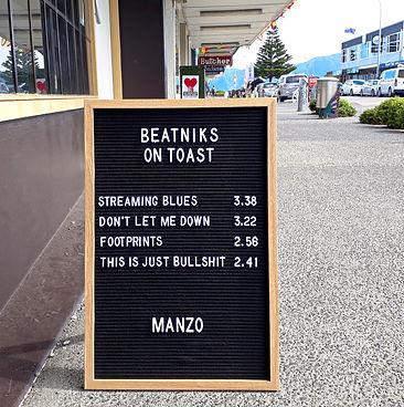 Manzo - BEATNIKS ON TOAST cover 3000 x 3