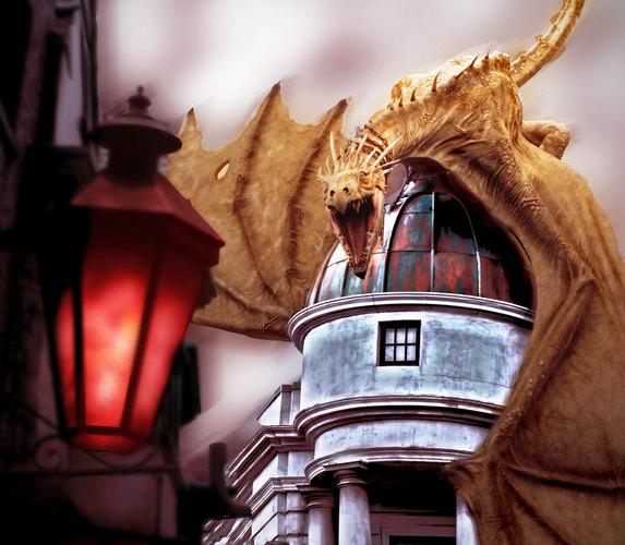 Diagon Alley - Universal Orlando