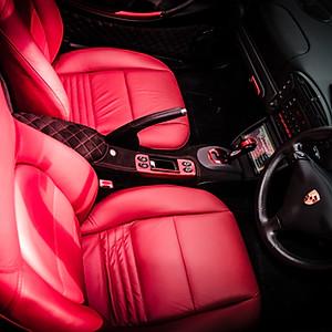 Chanel Porsche