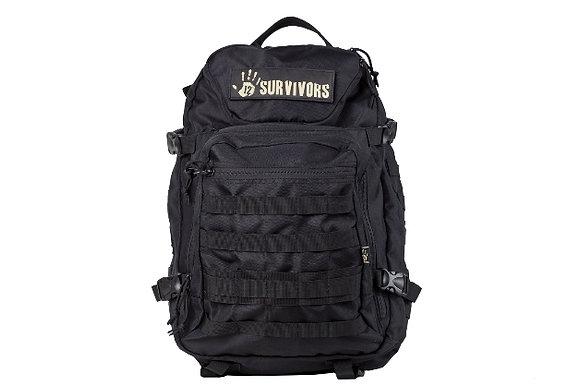 E.O.D. Tactical Backpack - Black