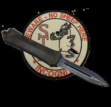 Omega AOTF Custom DC Military Dagger S