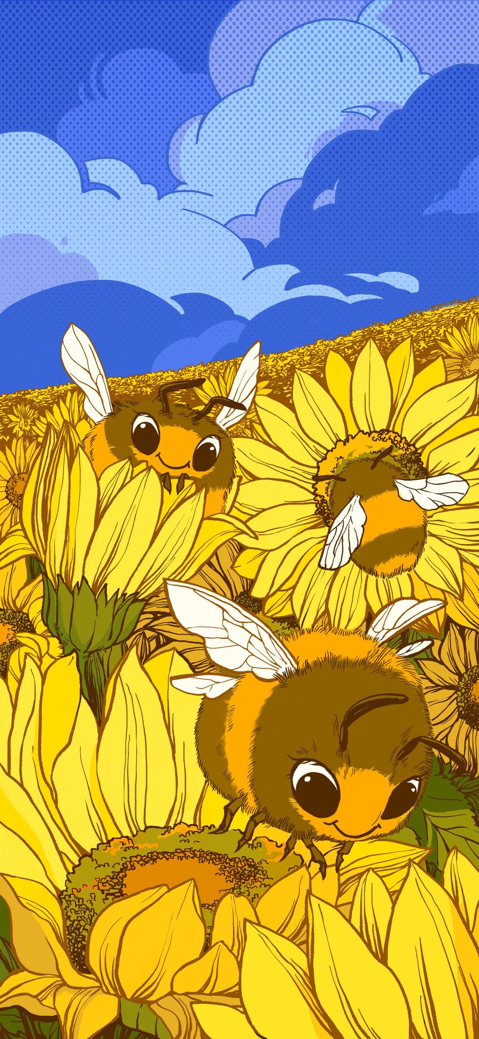 Allure bee