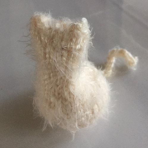 Handknit Magic Kittens