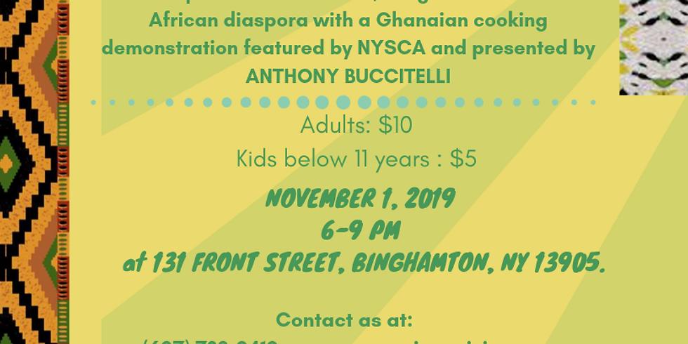 Pan African Night | ACA First Friday