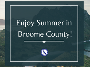 Broome County Summer Guidelines and Activities