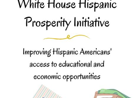 The White House Hispanic Prosperity Initiative