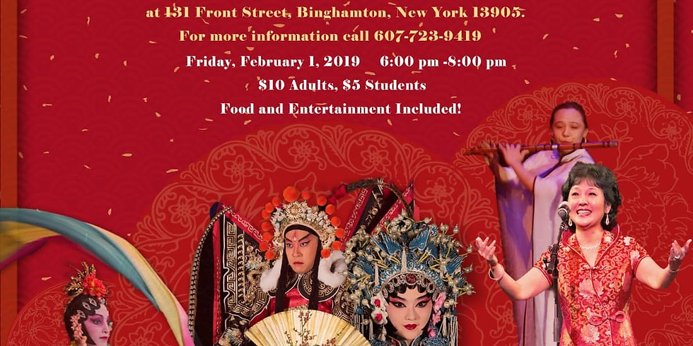 Asian Pacific Lantern Night | ACA First Friday Event
