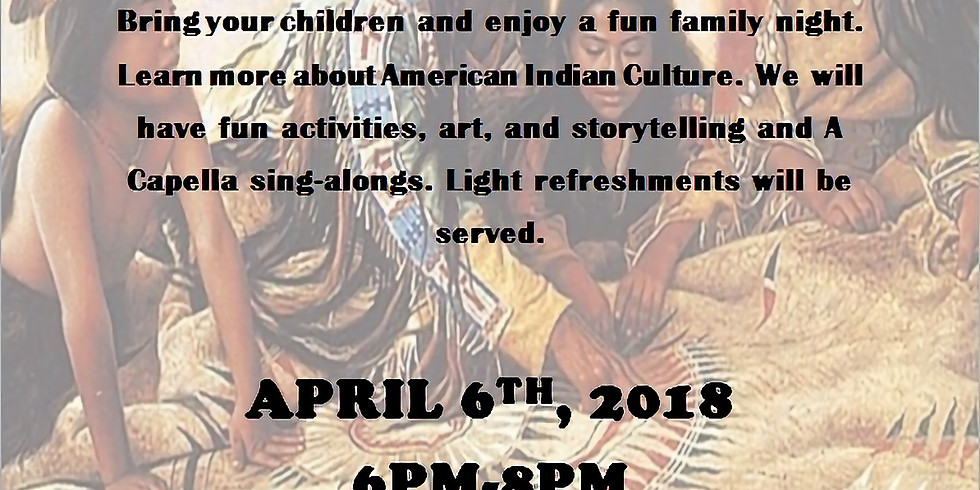 American Indian Night