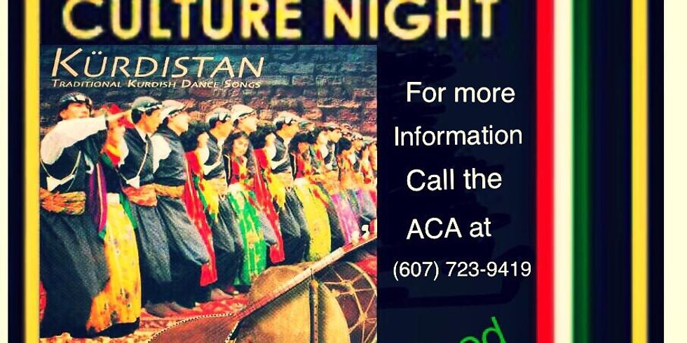 Kurdish Culture Night
